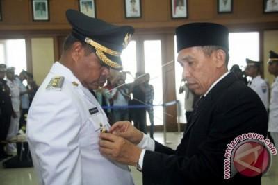 Pelantikan Wakil Walikota Tual