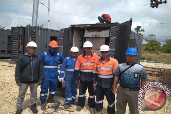 PLN Saumlaki dapat Tambahan Lima Mesin PLTD