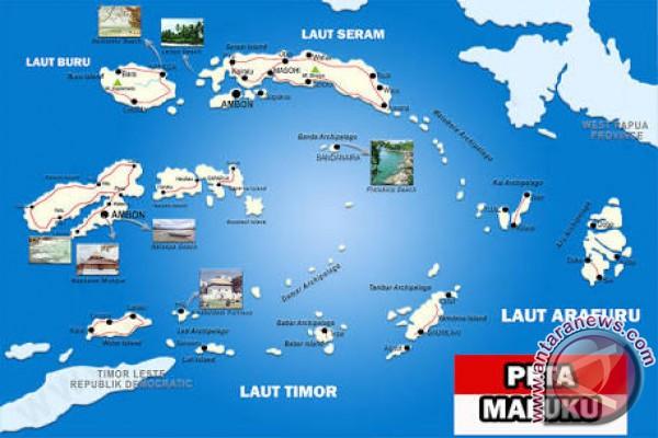 Gubernur Maluku Keluhkan DAU Hitung Luas Laut