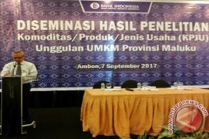 BI: Pertumbuhan Kredit UMKM di Maluku Turun