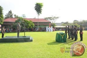 Pangdam Tutup Pendidikan Pertama Tamtama TNI AD