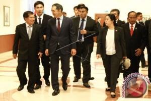 Jusuf Kalla Kunjungan Kehormatan ke PM Kazakhstan