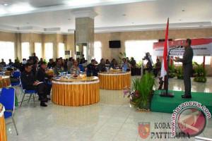Peserta SSDN Tatap Muka dengan Jajaran TNI