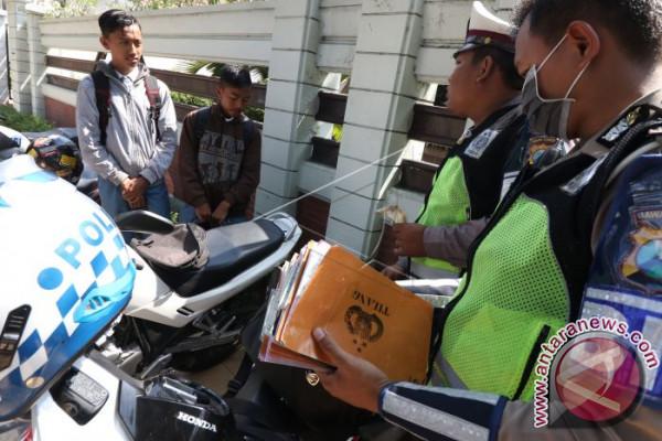 Ribuan Pelanggar Terjaring Operasi Zebra Siwalima
