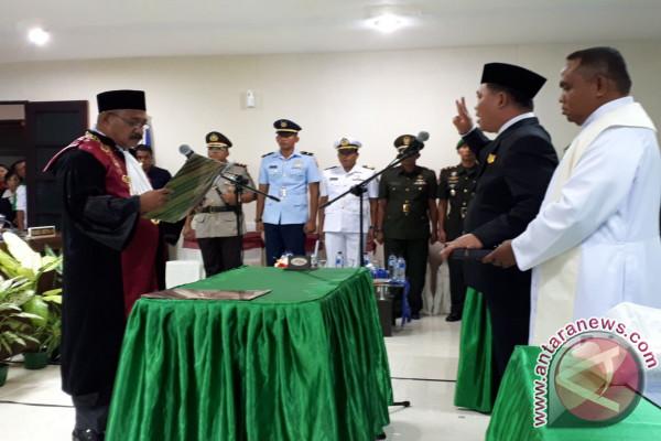 Frengky Limber Pimpin DPRD Maluku Tenggara Barat