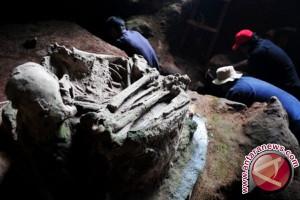 Tim Arkeolog Maluku Analisa Temuan di Fordata