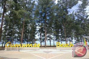 Pantai Gumumae Lampaui Target PAD