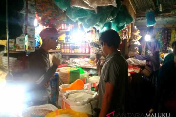 Harga beras premium di Ambon stabil