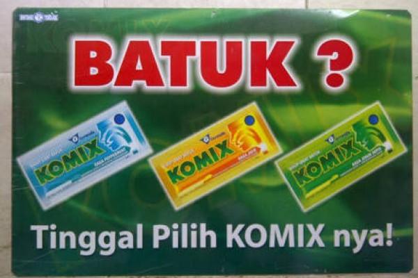 BPOM Ambon awasi penjualan Komix