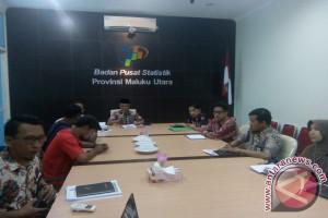 Angkatan kerja di Malut 541,4 ribu orang