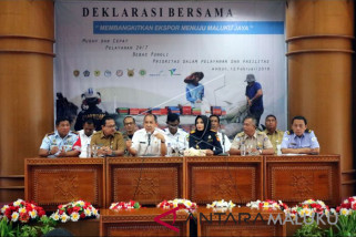 Maluku deklarasi bersama bangkitkan ekspor