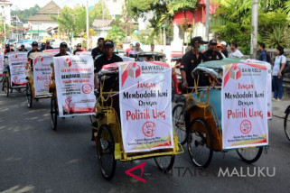 Calon independen warnai pilkada Maluku