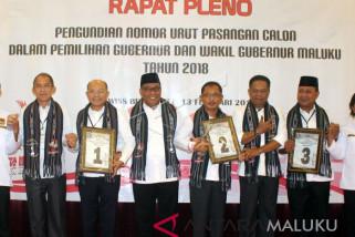 KPU Ambon sortir surat suara Pilgub Maluku