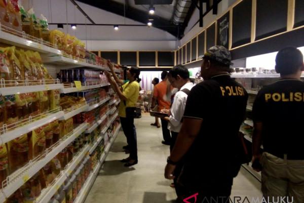 Satgas temukan makanan kedaluarsa di Ambon