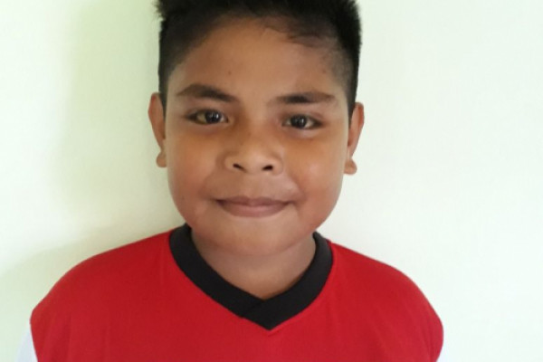 Giebran Bangga masuk skuad Indonesia Muda