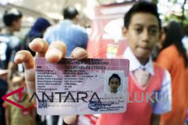 Pemkot Ambon luncurkan kartu identitas anak