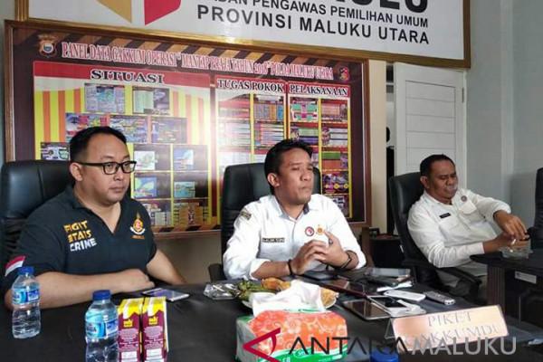 DPTHP ke-3 pemilih Ternate terkoreksi 81 jiwa