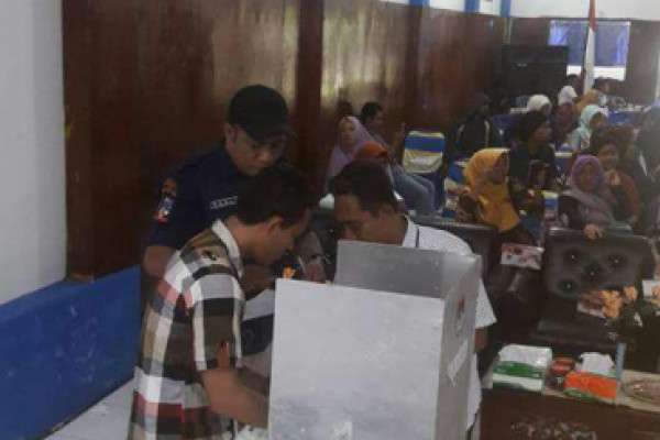 KPU sosialisasi pencoblosan bagi pemilih pemula
