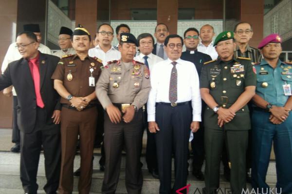 FKPD Maluku sikapi aksi terorisme di Surabaya