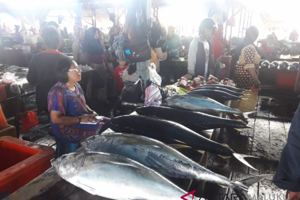 Harga ikan di Labuha naik jelang ramadan