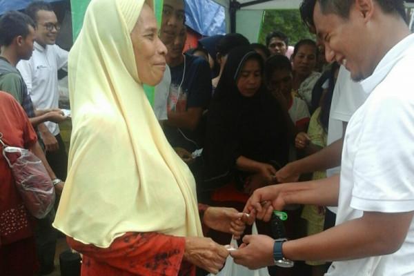 BPJS Ketenagakerjaan laksanakan pasar murah di Ambon