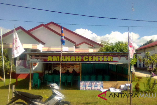 AMANAH center Raup Dukungan Politik
