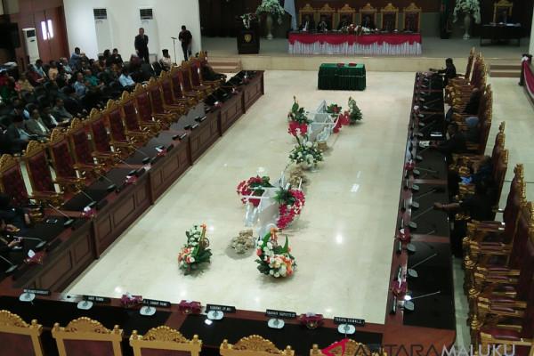 DPRD gelar paripurna penetapan paslon gubernur-wagub terpilih