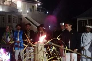 Tokoh agama di Ternate meriahkan festival ela-ela