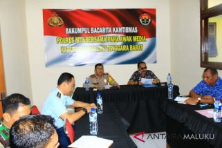 Polisi minta Pemkab MTB-KPU perjelas DPT