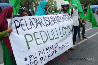 Mahasiswa Ternate galang dana korban gempa Lombok