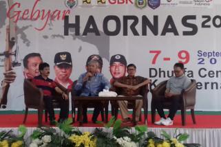 Haornas 2018 torehkan sejarah bagi Ternate