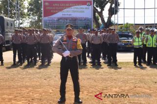 Polres Malra gelar pasukan operasi mantap brata