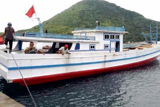 Regu penyelamat cari kapal nelayan asal Banda
