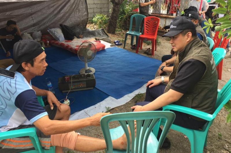 Perlindungan BPJS Ketenagakerjaan untuk korban gempa di Palu