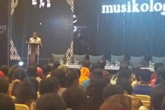 Musikologi series gali potensi pelaku musik Ambon