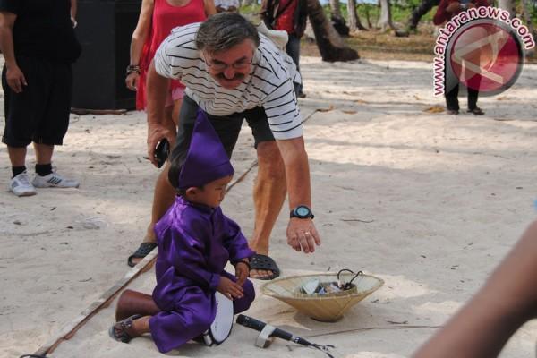 Sail Morotai singgahi Pulau Ketawai Bangka Tengah