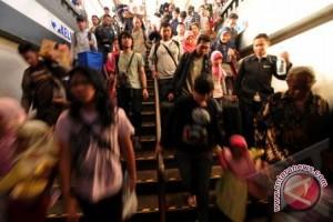 Polres: Arus Mudik di Pangkalpinang Masih Normal
