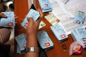 8.000 Warga Bangka Tengah Belum Punya KTP-E