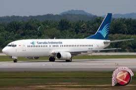 Garuda Siapkan 128.376 Kursi Penerbangan Ekstra