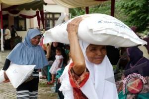 Pemkab Bangka: Penerima Rastra 10.100 Keluarga Sasaran