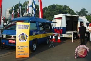Realisasi Pajak Kendaraan di Kabupaten Bangka Tengah Rp12,4 Miliar