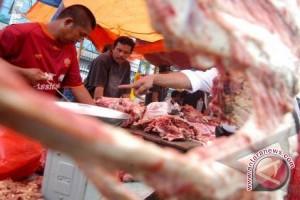 Harga Daging di Pangkalpinang Turun