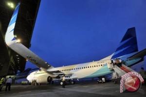 Penerbangan Amerika, Garuda Terganjal Perizinan Dua Negara
