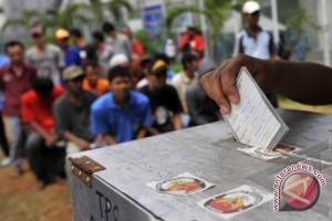 Partisipasi Pemilih di Bangka Barat 63 Persen