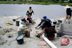 Desa Perlang Pungut Uang Timah Untuk Kesejahteraan