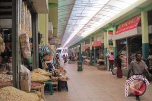 Pedagang Pasar di Pangkalpinang Keluhkan Pembeli Sepi Sejak Ramadhan