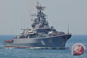 335 ABK Kapal Latih Chile Kunjungi Bali