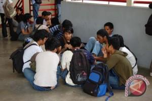 Mahasiswa Universitas Sebelas Maret KKN di Bangka