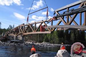 Bupati Bangka Minta DPU Segera Bangun Jembatan