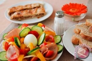 Makan teratur kunci jaga berat badan